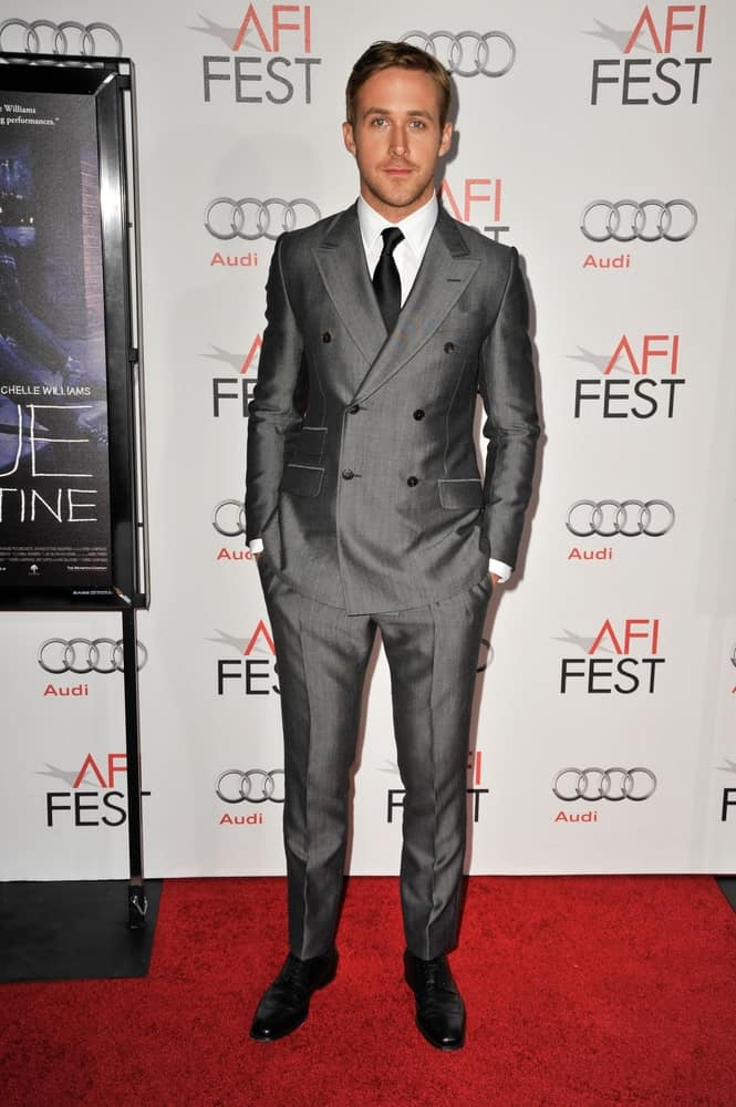 Ryan Gosling at AFI Fest Centerpiece Gala.