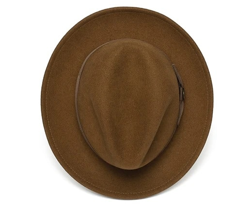 This is the Goorin Brothers Dean the Butcher Fedora Hat.