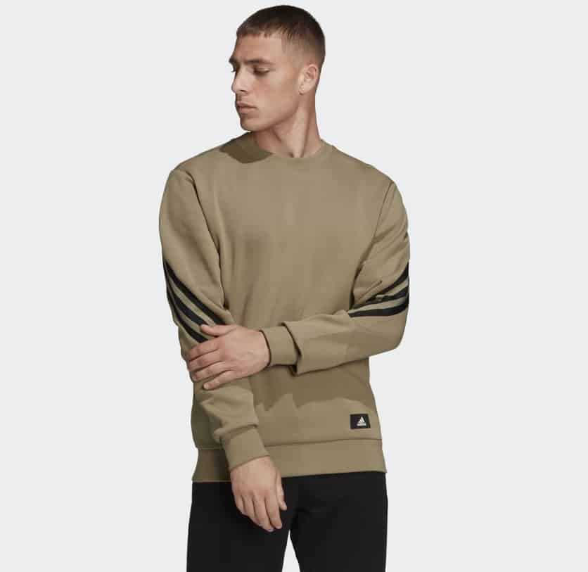 The Future Icons Sweatshirt Sportswear from Adidas.