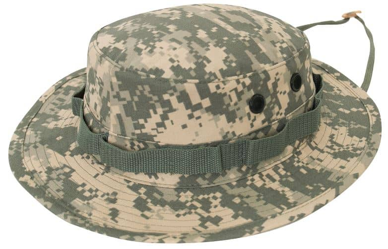 The Rothco Digital Camo Boonie Hat from Rothco.