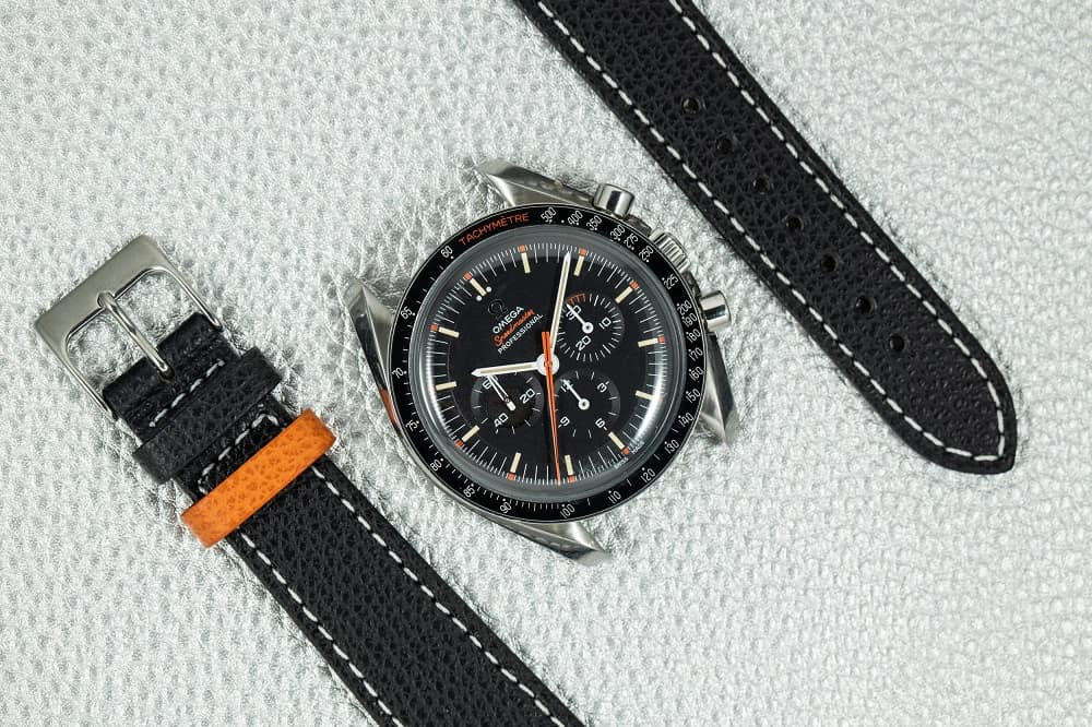 The 'Ultramoon' Alpine Strap Limited Edition from Analog/Shift.