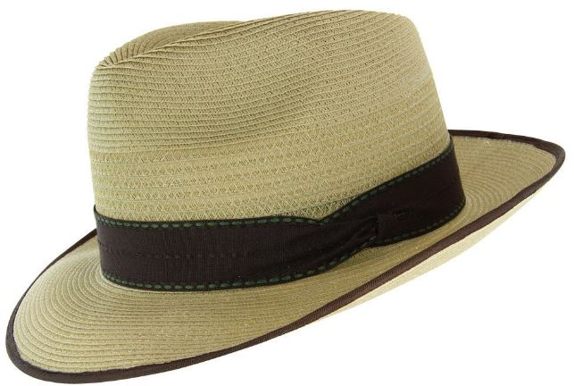 This is the Akubra Capricorn Hat - Fawn from Hats by the Hundred.