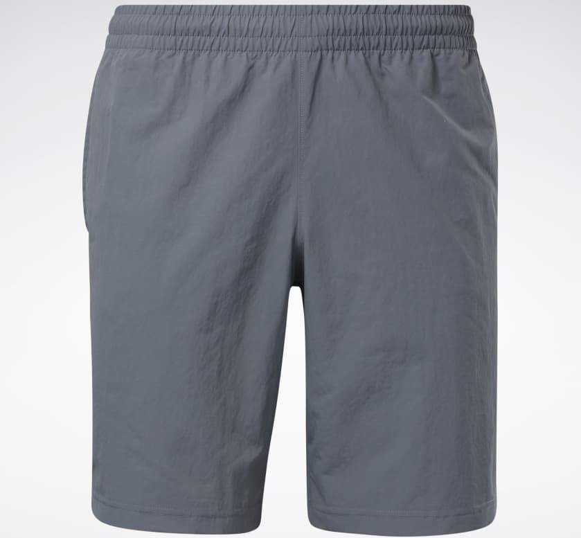 The Training Essentials Utility Shorts from Reebok.