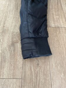 Cuffs on Canada Goose Base Down Jacket