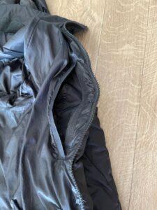 Interior zipper pocket Canada Goose Base Down Jacket