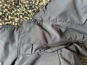 Zipper removable hood Canada Goose Brockton Parka
