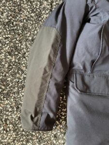 Reinforced elbows and arms Canada Goose Brockton Parka