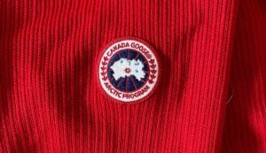 Hoody Canada Goose Logo Badge