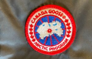 Canada Goose logo badge