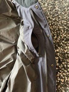 Side interior pocket for Canada Goose Freestyle vest