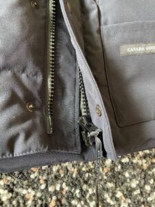 Close-up photo for Canada Goose Freestyle vest