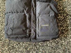 Outer pockets photo for Canada Goose Freestyle vest