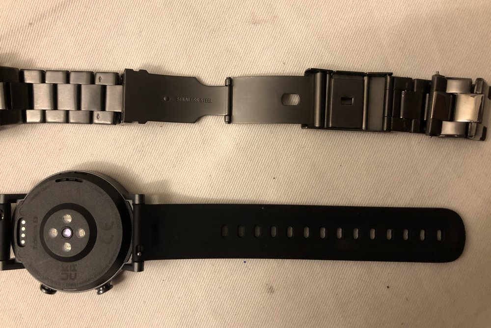 Ticwatch E3 vs Fossil Gen 5 Carlyle